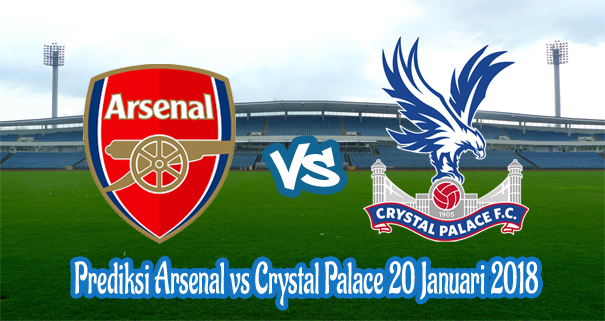 prediksi-arsenal-vs-crystal-palace-20-januari-2018