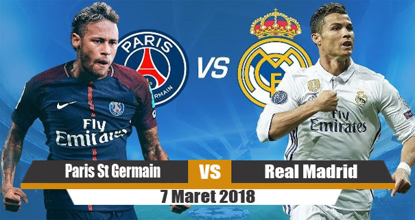 prediksi-paris-saint-germain-vs-real-madrid-7-maret-2018